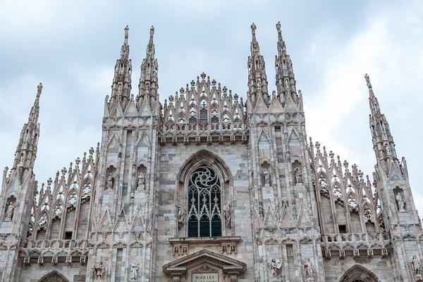 Milano, Italy by Eugene Osminkin