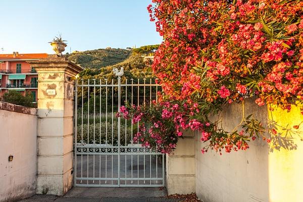 Lavagna, Italy by Eugene Osminkin