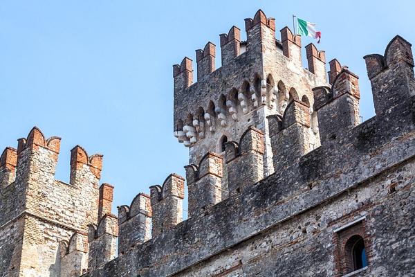 Sirmione, Italy by Eugene Osminkin