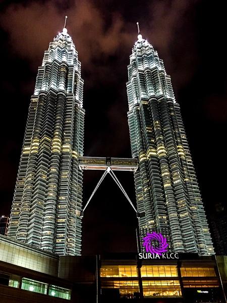 Kuala Lumpur, Malaysia by Eugene Osminkin