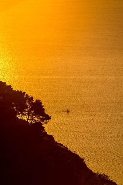 Trapani & Erice, Sicily, Italy by Eugene Osminkin