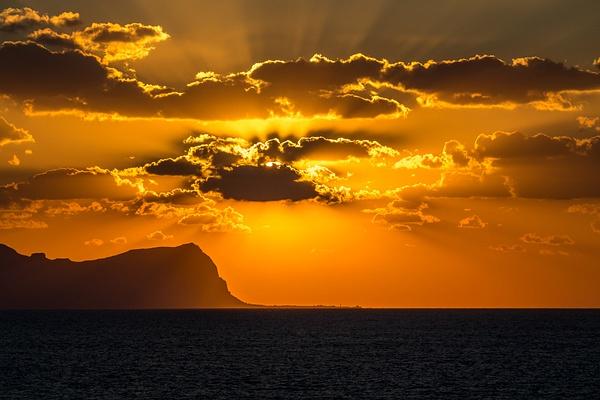 Palermo, Sicily, Italy by Eugene Osminkin