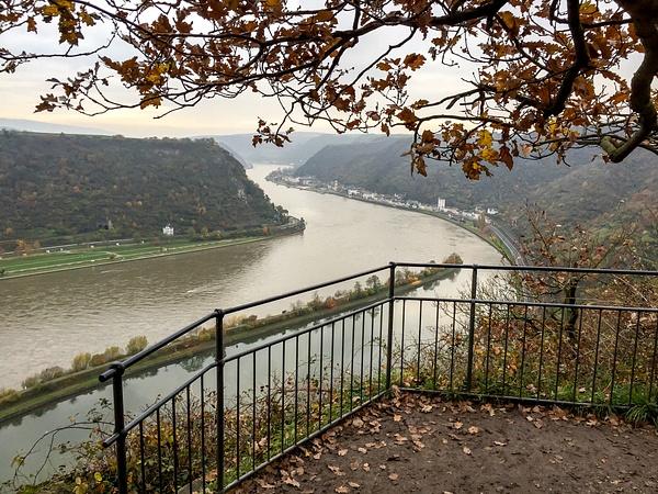 Rhein, Germany by Eugene Osminkin