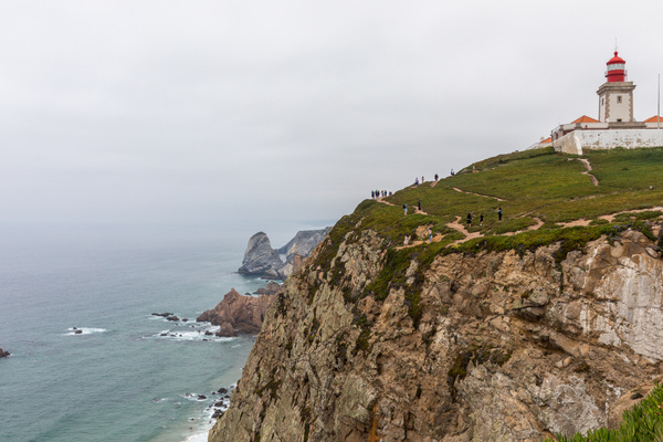 Cabo-da-Roca-001 by Eugene Osminkin