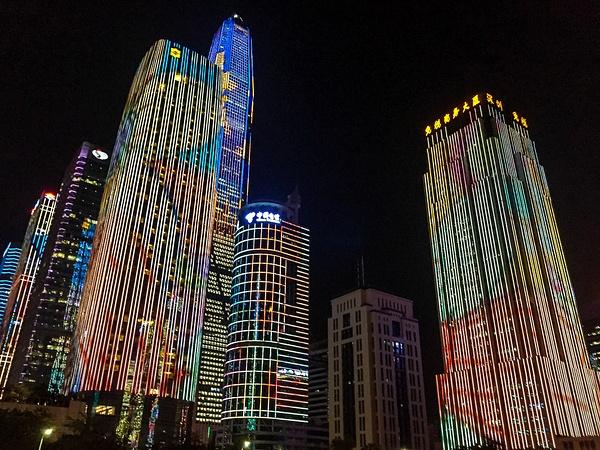 Shenzhen, China, 2019 by Eugene Osminkin