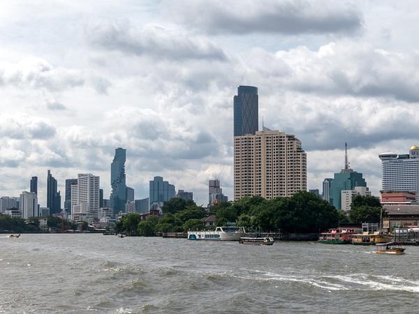 Bangkok-007 by Eugene Osminkin
