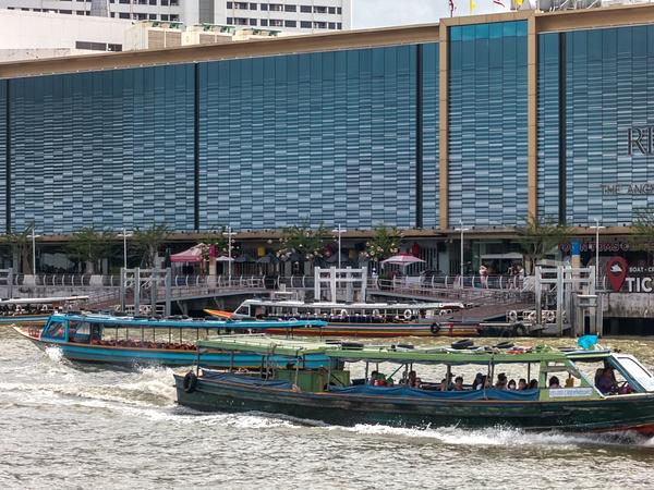 Bangkok-004 by Eugene Osminkin