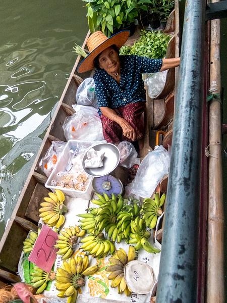 Floating markets, Thailand by Eugene Osminkin