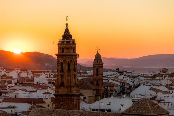 Antequera, Spain by Eugene Osminkin
