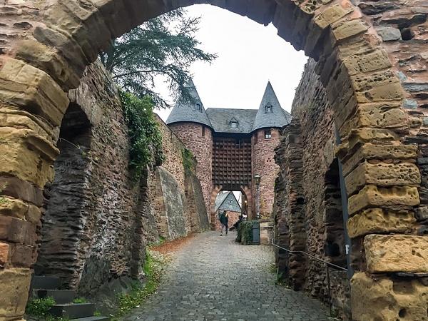 Heimbach, Germany by Eugene Osminkin