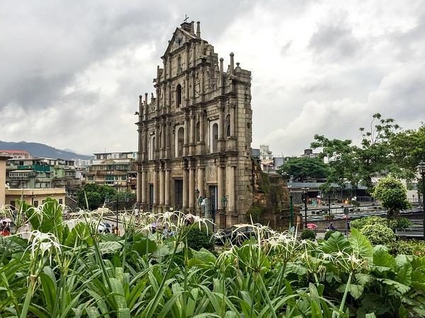 Macau 2019 by Eugene Osminkin