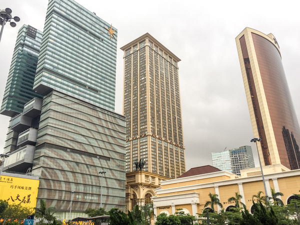 Macau-005 by Eugene Osminkin