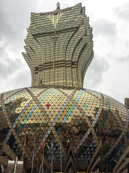 Macau-007 by Eugene Osminkin