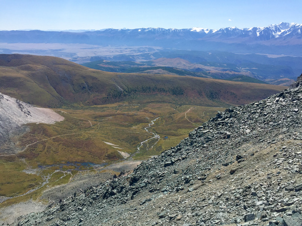 Altai-031 by Eugene Osminkin