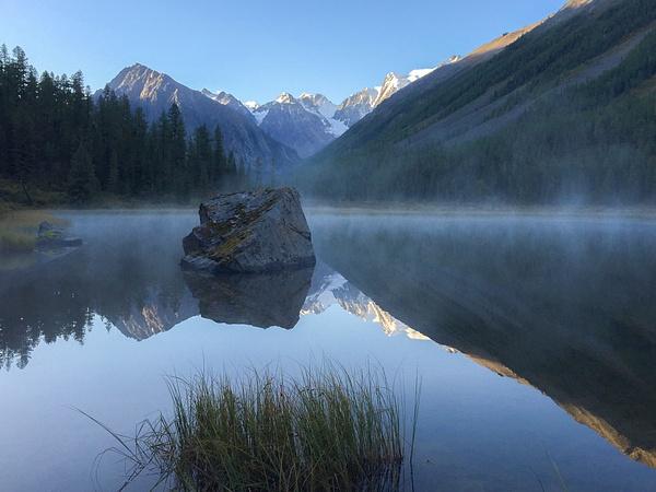Altai-056 by Eugene Osminkin