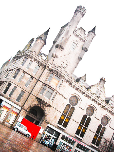 Aberdeen (Scotland) by tander