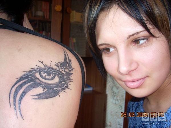 eye by tander
