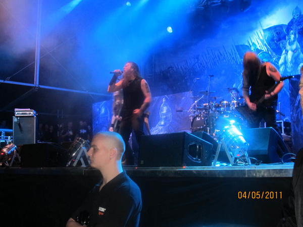 Amon Amarth by tander
