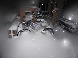 Abiko Snow 2014
