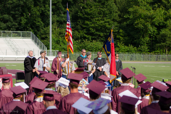 2014-06-14 057 Graduation med by Ken Everly
