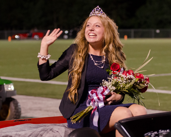 2014 Homecoming Court by Ken Everly