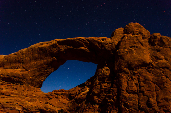 2015-09-23 002 Moonlight Arches med by Ken Everly