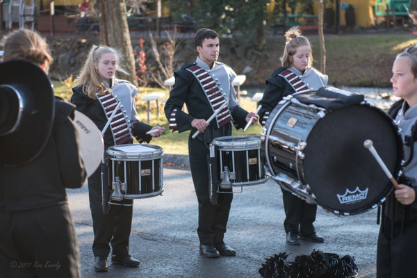 2017-12-02 Black Mountain Holiday Parade by Ken Everly