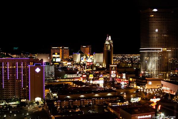 Las Vegas by jetacom