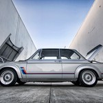 1974 BMW 2002 Turbo