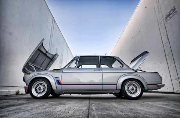 1974 BMW 2002 Turbo by eshaun