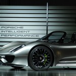 Porsche 918 Spyder N/A Launch