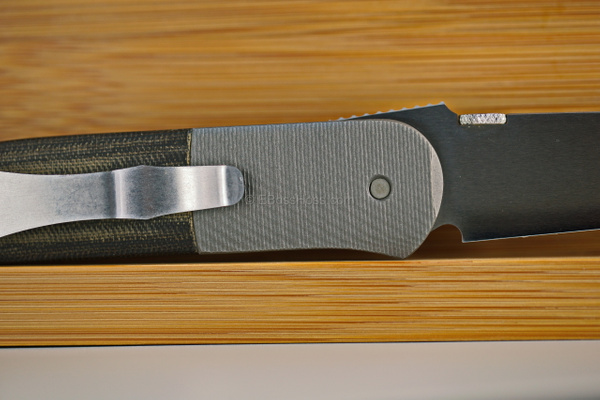 Emerson Fluted Bolster CQC-6 (late 1993) by EBossHoss