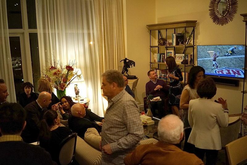 New Year Party at Laren & John's - 019