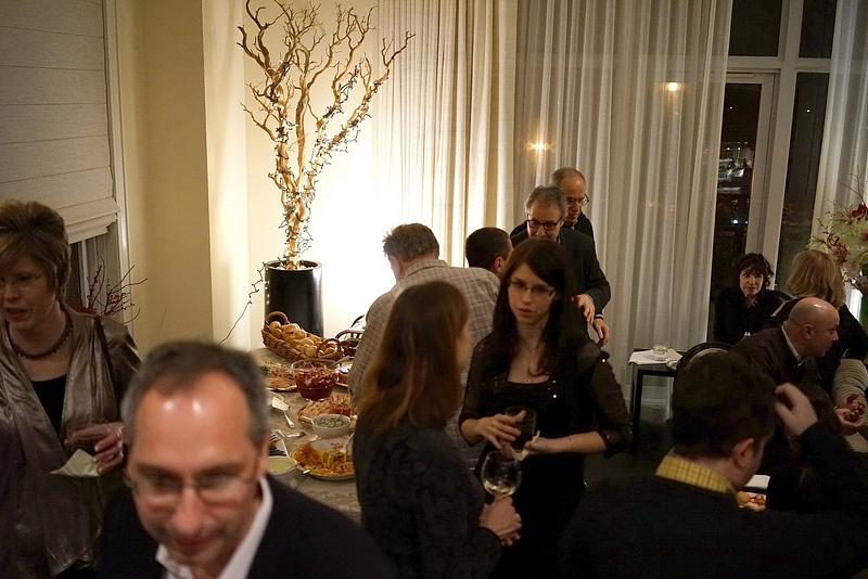 New Year Party at Laren & John's - 021