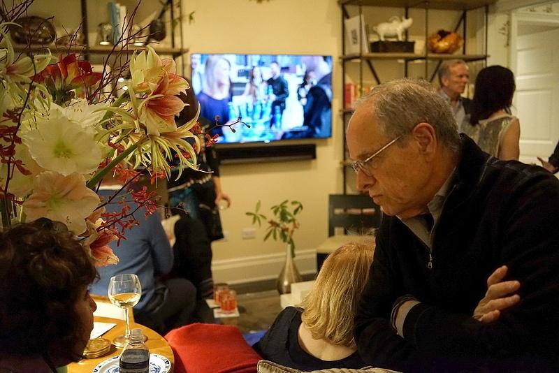 New Year Party at Laren & John's - 026