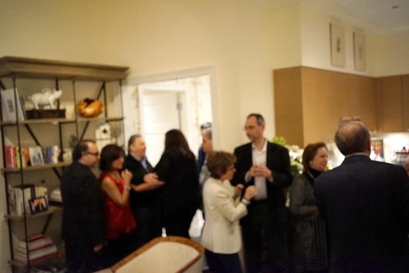 New Year Party at Laren & John's - 033