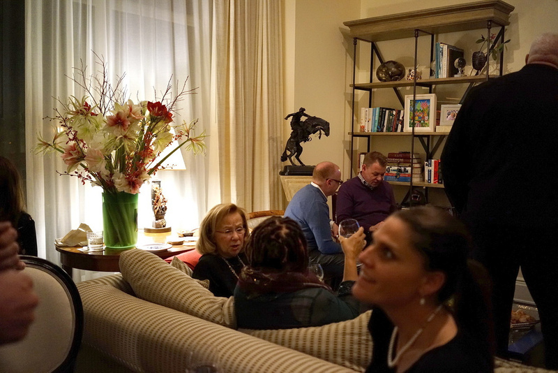 New Year Party at Laren & John's - 048