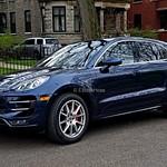 Porsche 2015 Dark Blue Macan