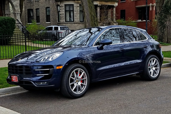 Porsche 2015 Dark Blue Macan by EBossHoss