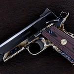 Luke Volkman Custom Combat 1911 - 9mm