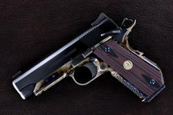 Luke Volkman Custom Combat 1911 - 9mm