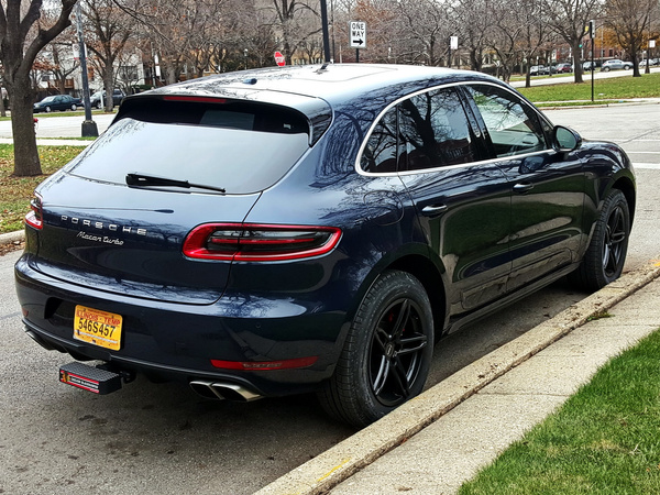 2015 Macan Turbo Winter Wheels & Tires w/TMPSs by EBossHoss