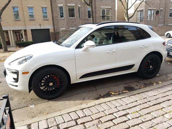 2017 Porsche White Macan GTS by EBossHoss