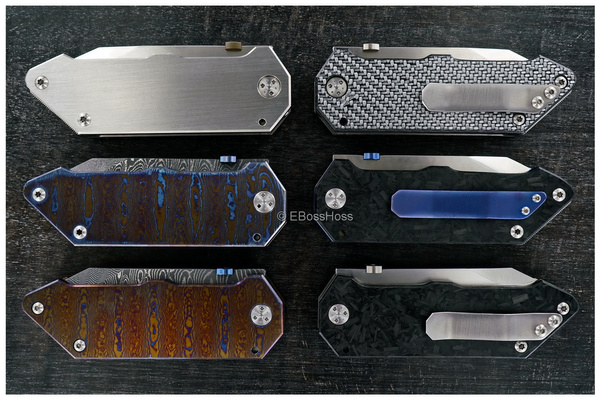 Jurgen Schanz EBH Edition Folders by EBossHoss