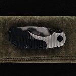 Mick Strider Custom (MSC) Nightmare Recurve Tanto RCC Flicker