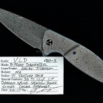 Peter Carey Custom VLD Flipper