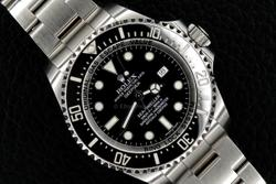 ROLEX Stainless DEEPSEA SEA-DWELLER - 116660