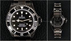 ROLEX Submariner 14060M - PVD Black