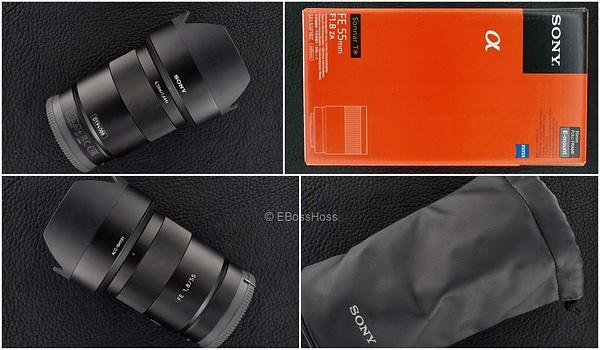 Sony A7 RII + Sony FE 55 / 1.8 by EBossHoss