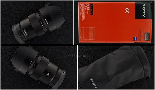 Sony A7 RII & Sony FE 55 / 1.8 by EBossHoss